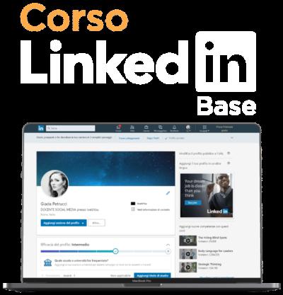 Corso LinkedIn Base iWebYou Formazione